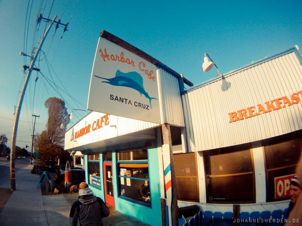 36 Harbor Café: Frühstück!