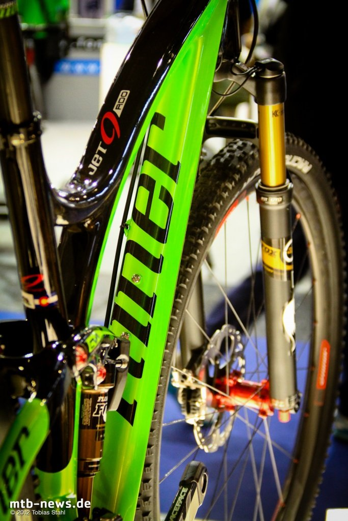 Eurobike 2012 Niner Bikes 2013-17