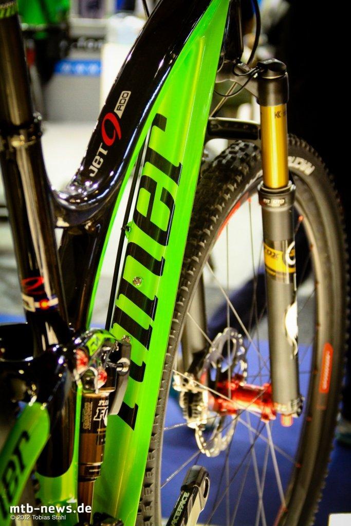 Eurobike 2012 Niner Bikes 2013-17