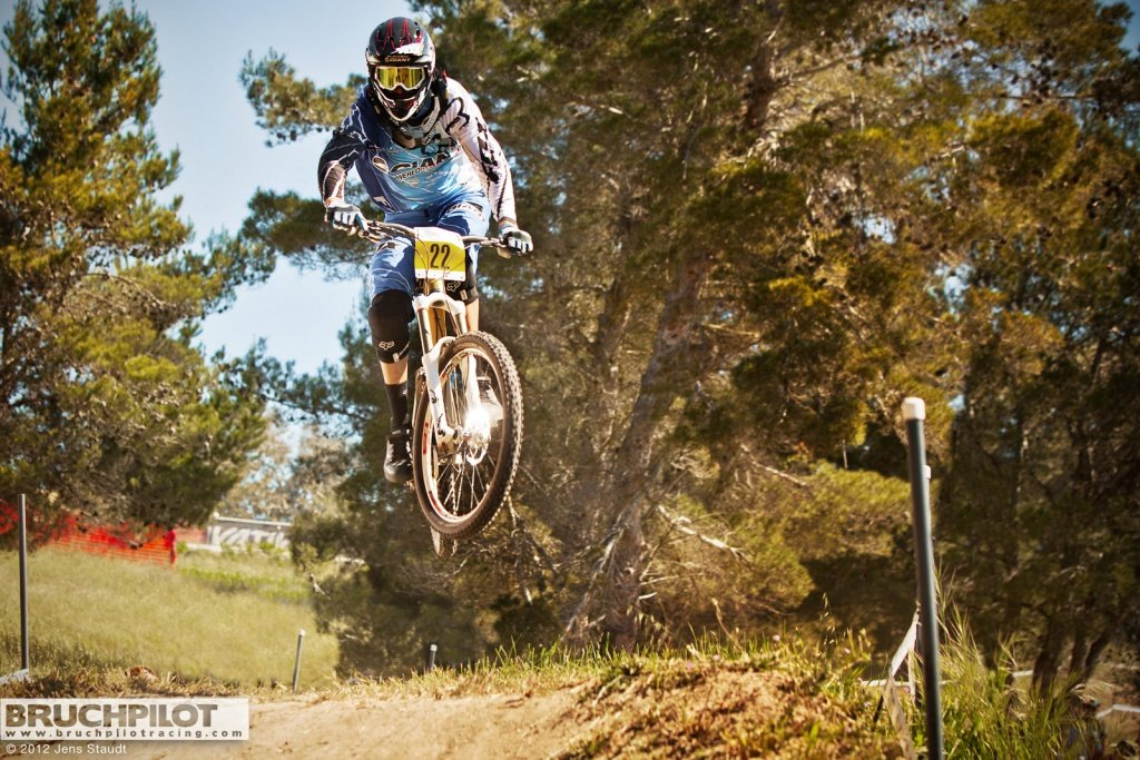 Sea Otter Downhill Andrew Neethling Giant