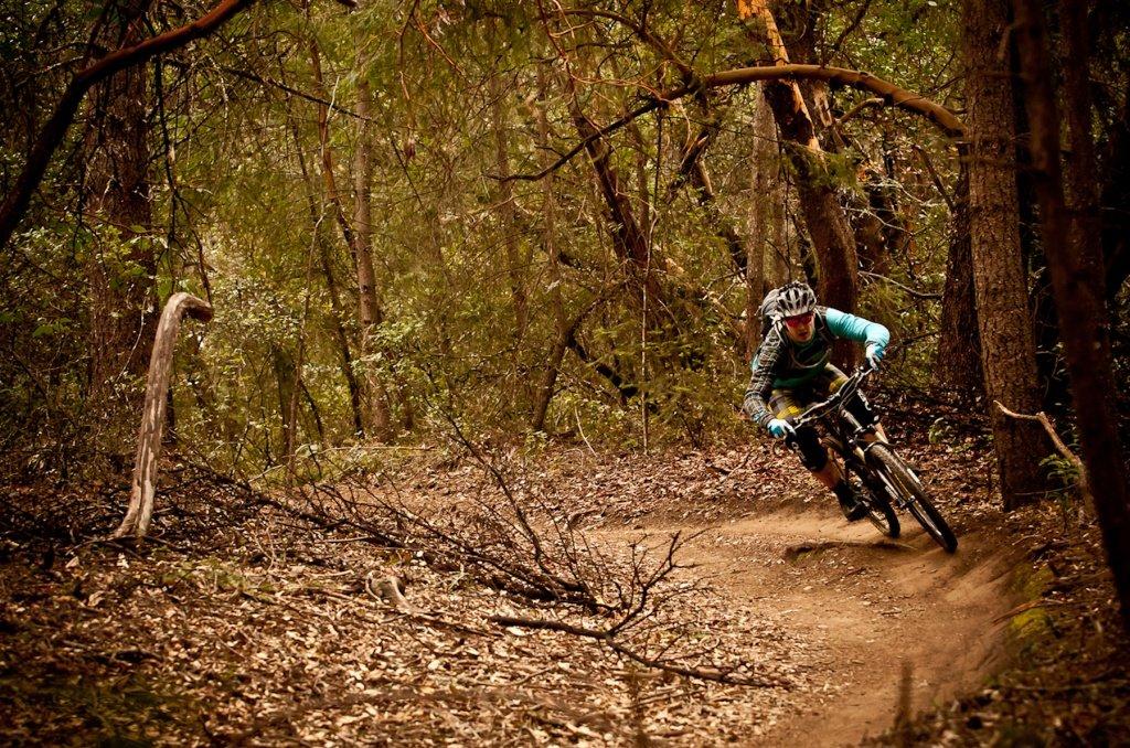 19 Smooth, Smoother, kalifornische Trails.  - Foto: Adrian Marcoux