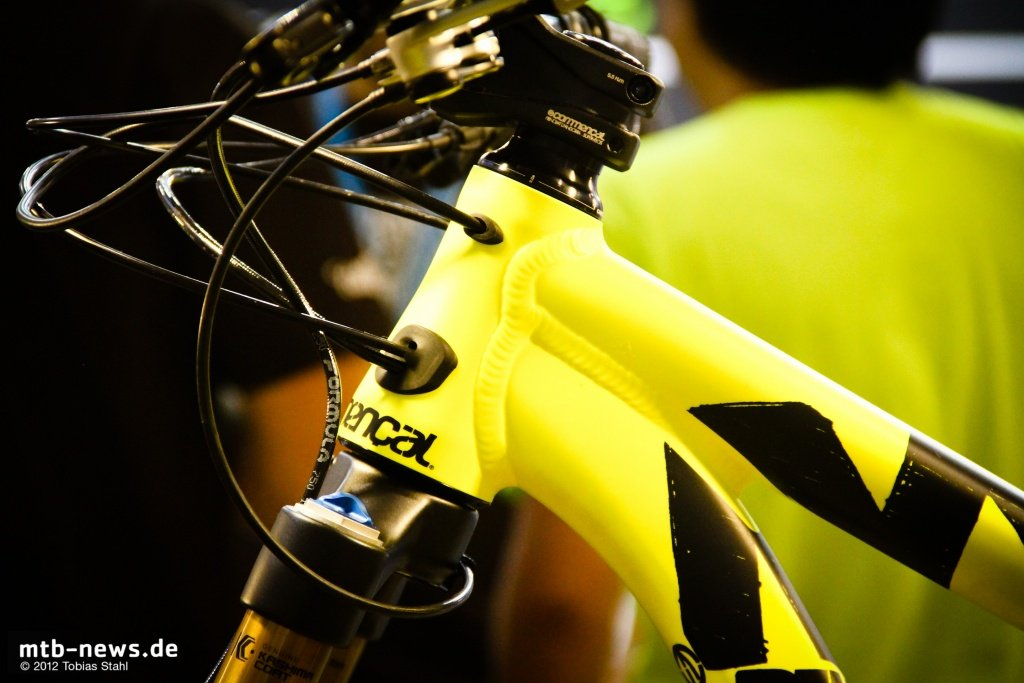 Eurobike 2012 Commencal 2013-14