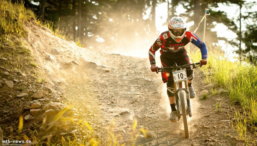 Whistler Crankworx Garbanzo Downhill by Jens Staudt - 0020