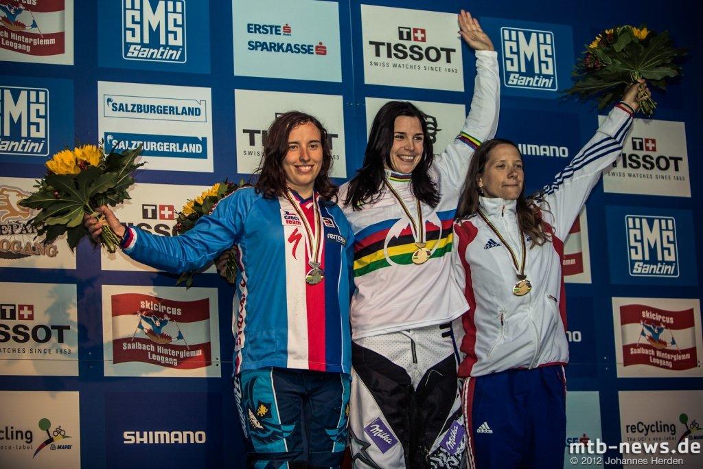 Die Gewinner: Labounkova, Beerten, Gros