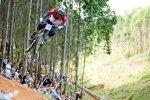 Sam Hill - Pietermaritzburg ist nicht wirklich seine Strecke aber Sprünge mag er.