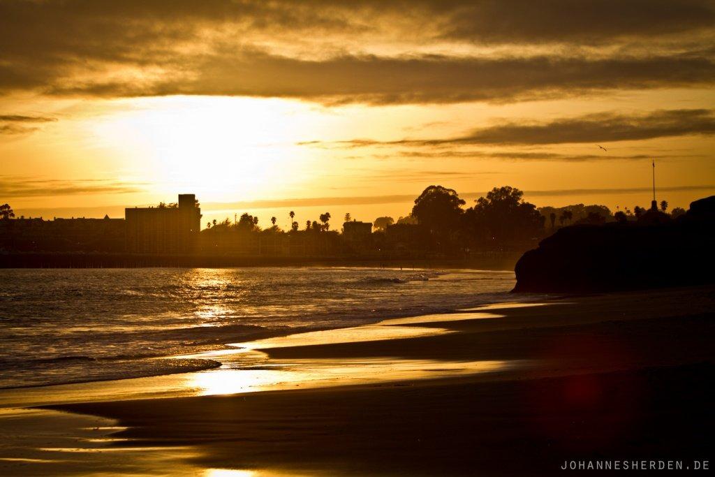 32 California Sunset.