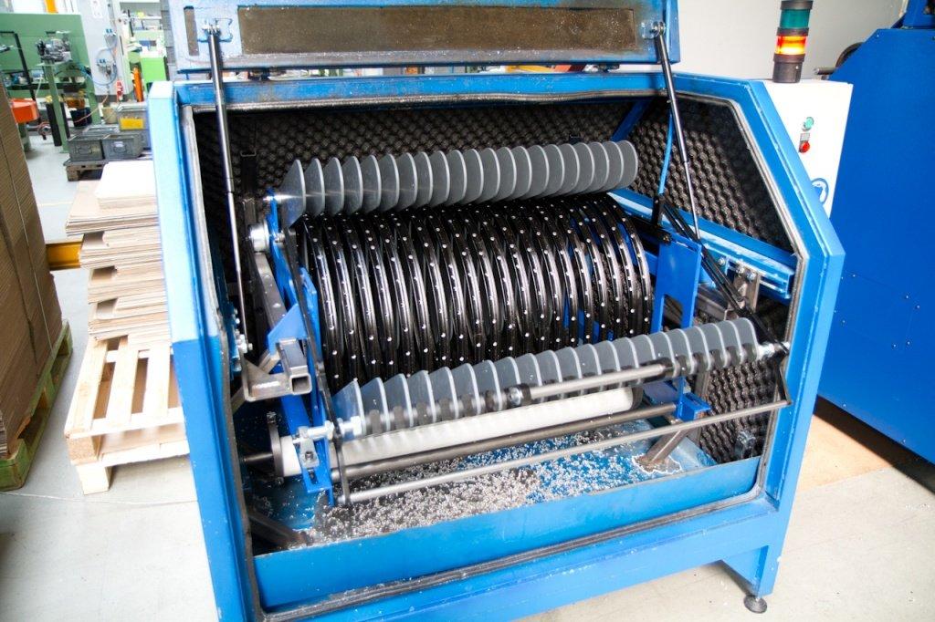 DT-Swiss Felgenwaschmaschine
