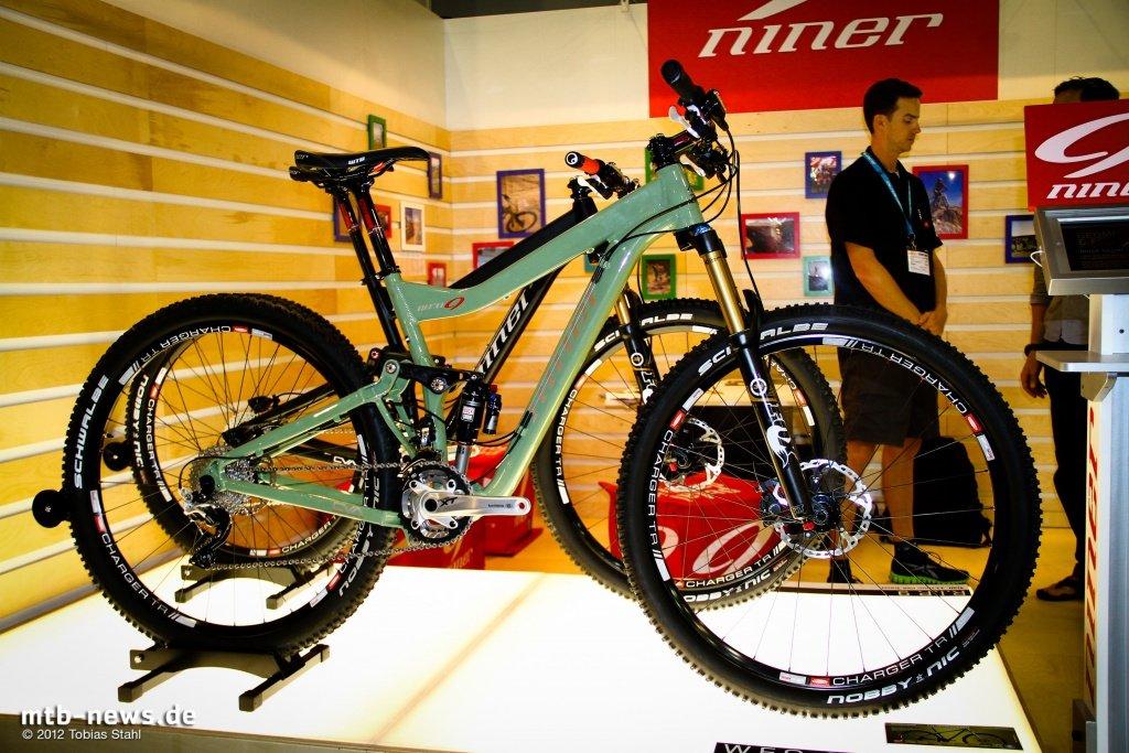 Eurobike 2012 Niner Bikes 2013-3