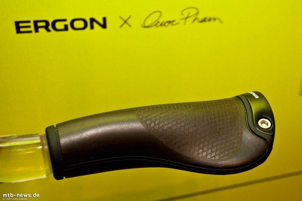 Eurobike 2012 Ergon - 5058