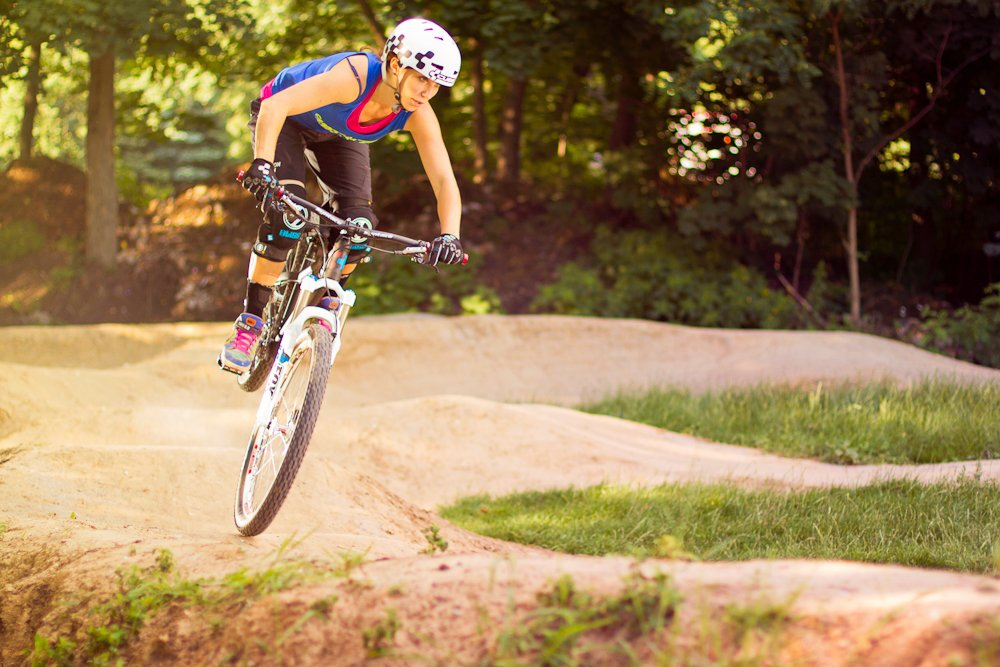Pumptrackliebe Roadtrip: Pushen am Mellowpark