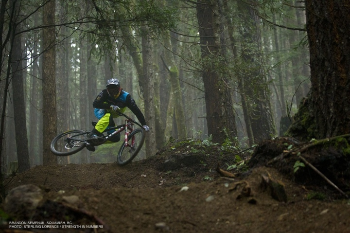 Brandon Semenuk - Squamish - by Sterling Lorence