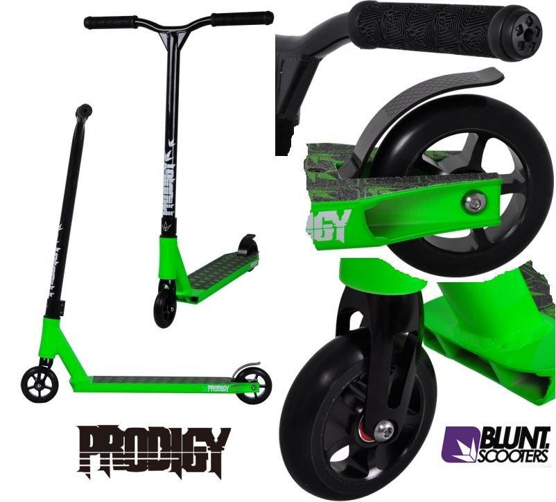 blunt kos complete 2013 prodigy stunt scooter integrated. Black Bedroom Furniture Sets. Home Design Ideas
