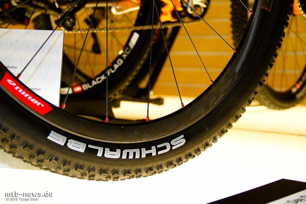 Eurobike 2012 Niner Bikes 2013-18