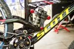 Scott Gambler Prototyp Suspension