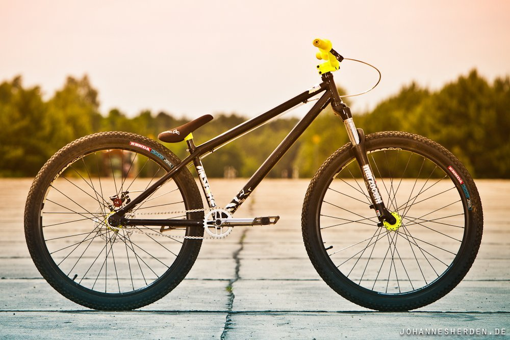 Das NS Bikes Metropolis 2