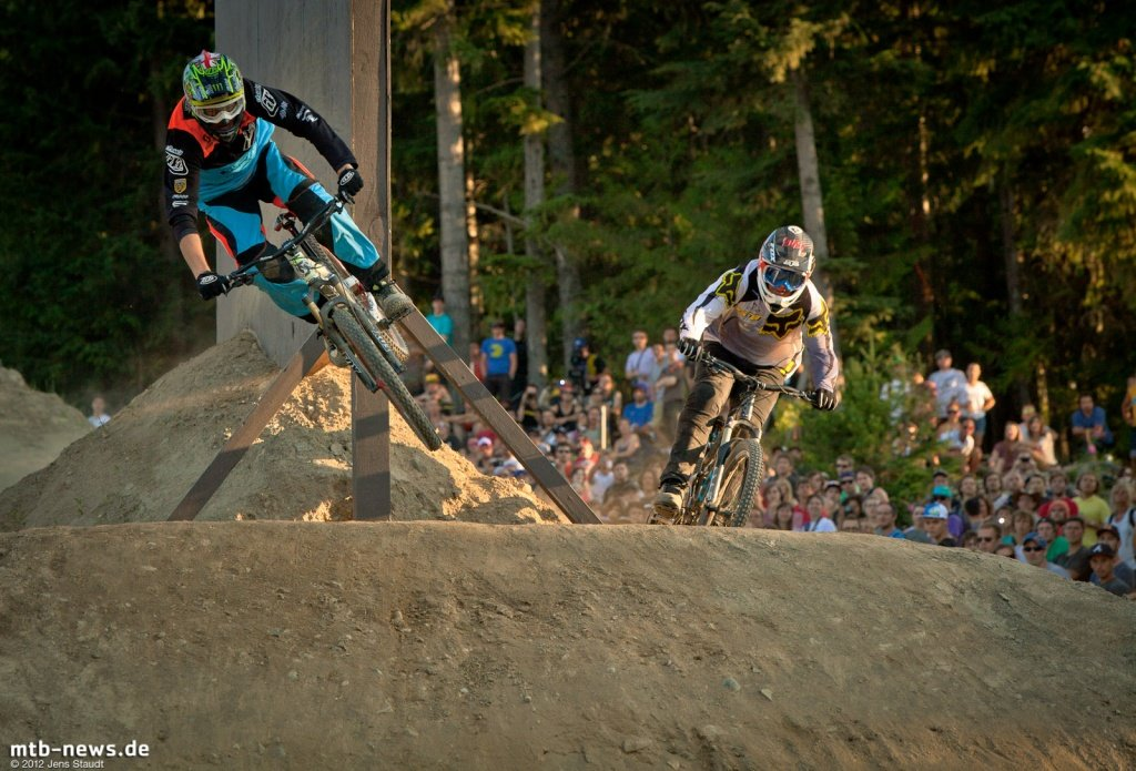 Whistler Crankworx Speed and Style - Fairclough