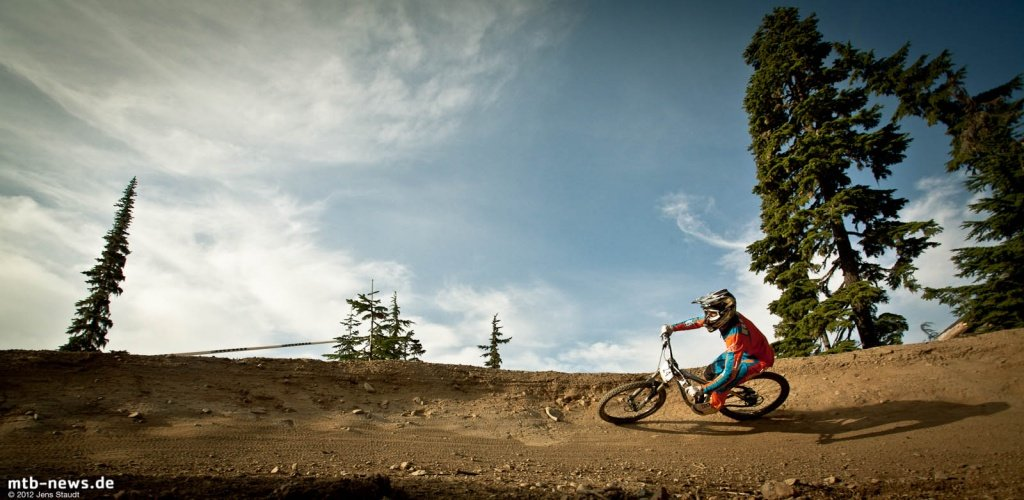 Whistler Crankworx Garbanzo Downhill by Jens Staudt - 9984
