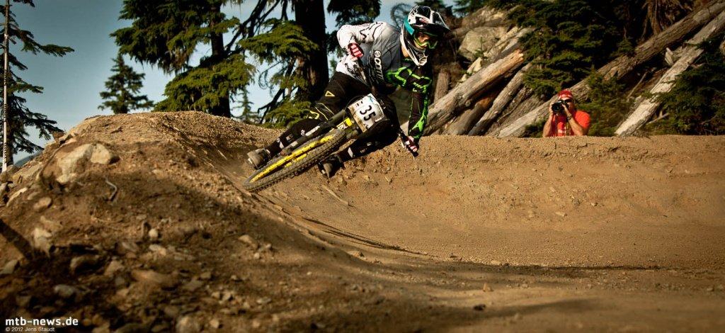 Whistler Crankworx Garbanzo Downhill by Jens Staudt - 9952
