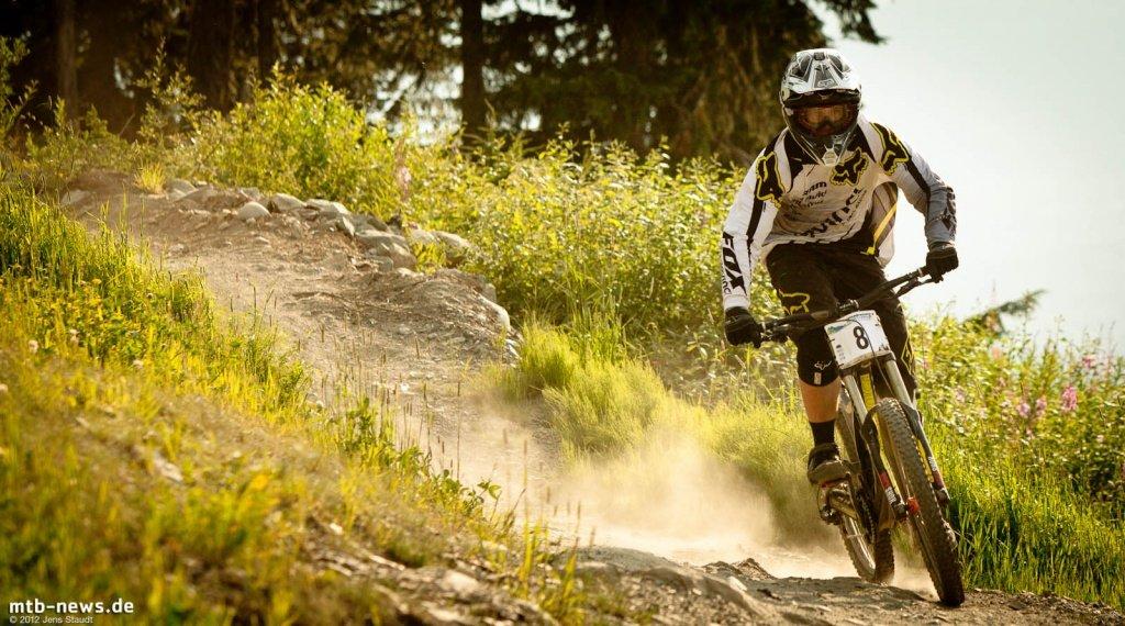 Whistler Crankworx Garbanzo Downhill by Jens Staudt - 0037
