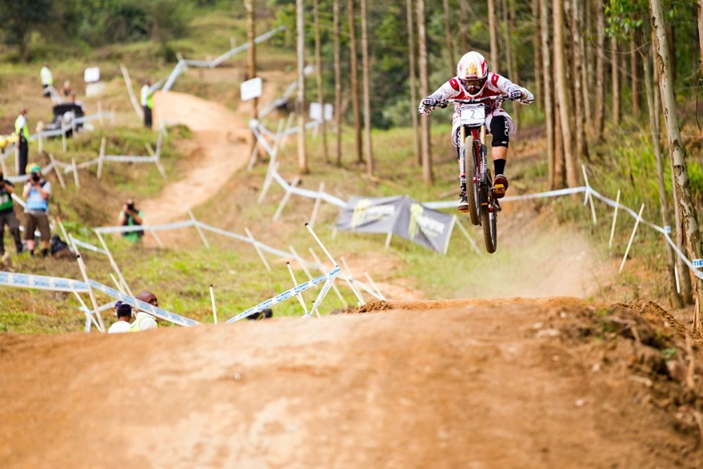 Greg Minnaar - Santa Cruz Syndicate