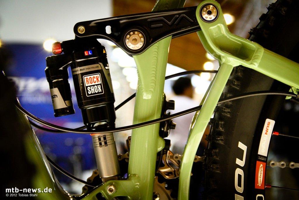 Eurobike 2012 Niner Bikes 2013-11
