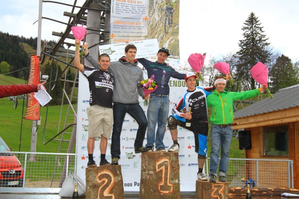 endurotribe.com - Mtabief Open Enduro 2012 - die Sieger