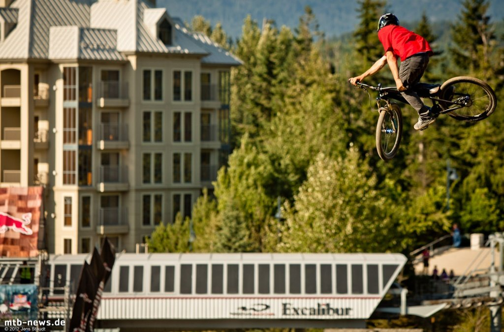 Whistler Crankworx Speed and Style