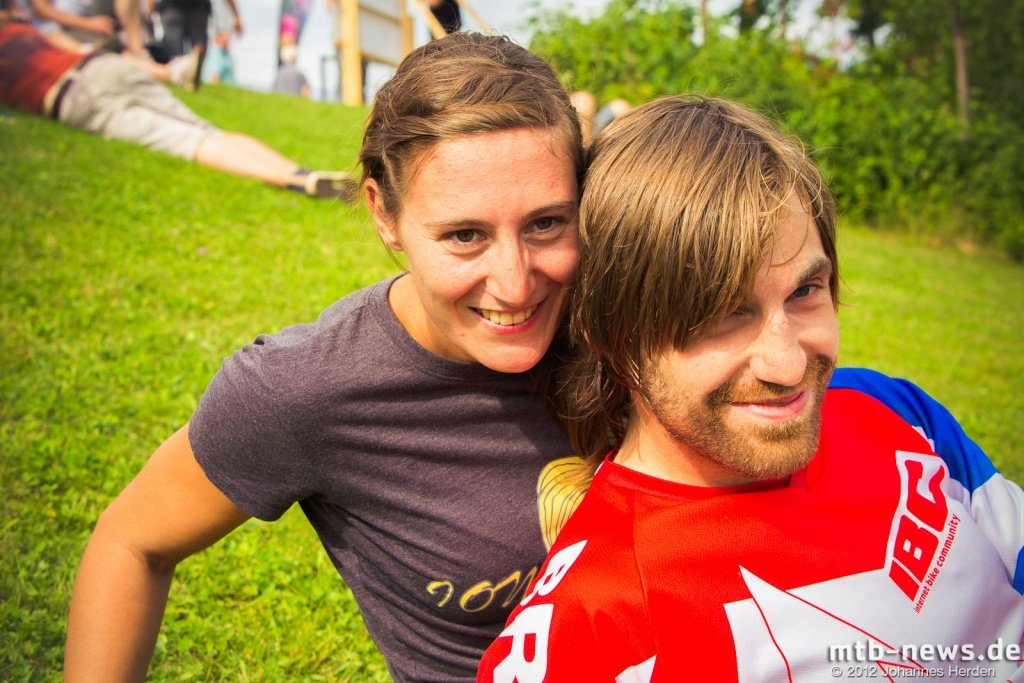 Steffie und Maxi = ♥