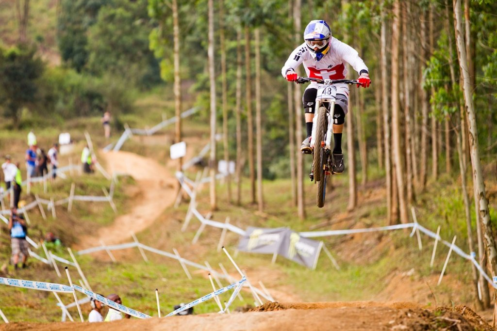 Nick Beer - Devinci Global Racing