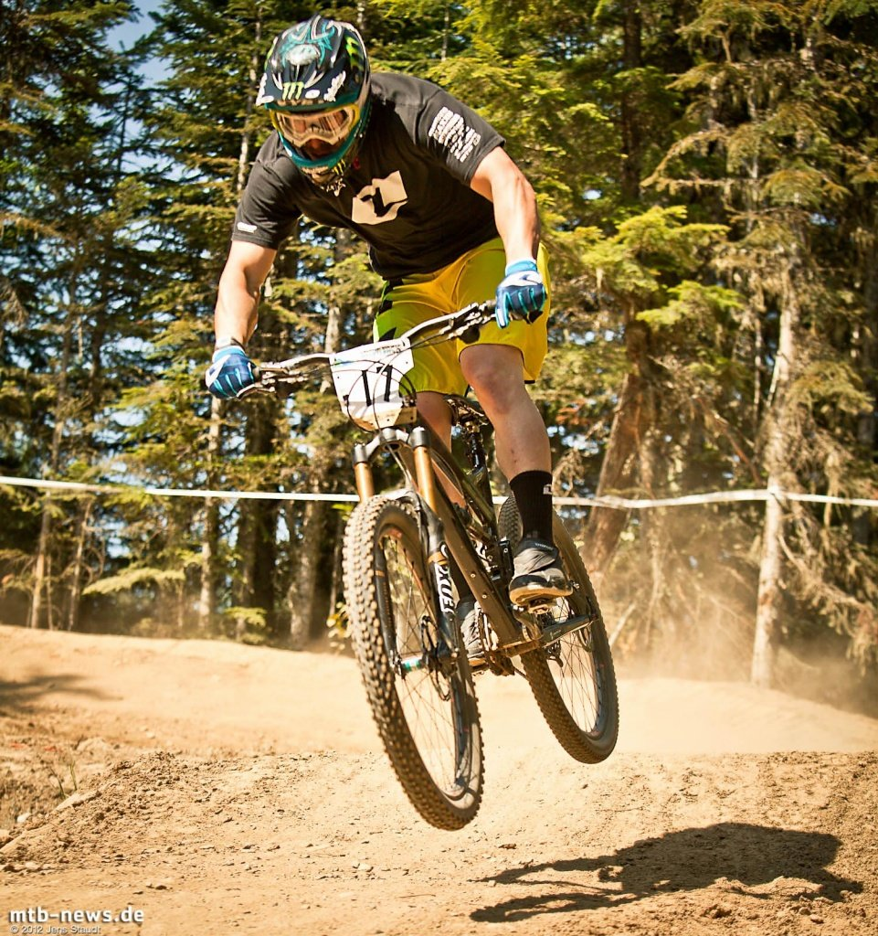 Whistler Crankworx Enduro - Jared Graves