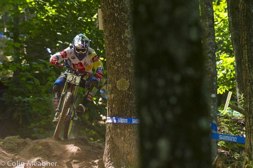 Marcelo Gutierrez von der CG Racing Brigade