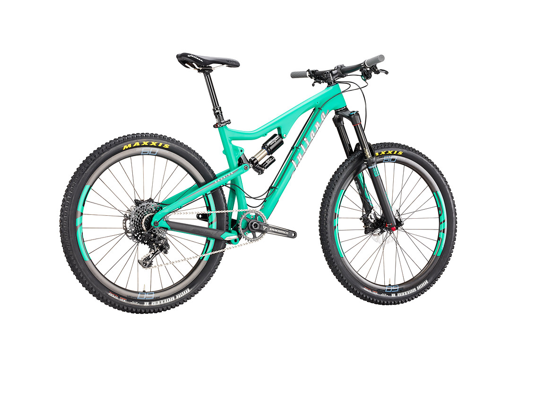 Juliana Bicycles Roubion - leichtes Damen-All Mountain aus Carbon ...