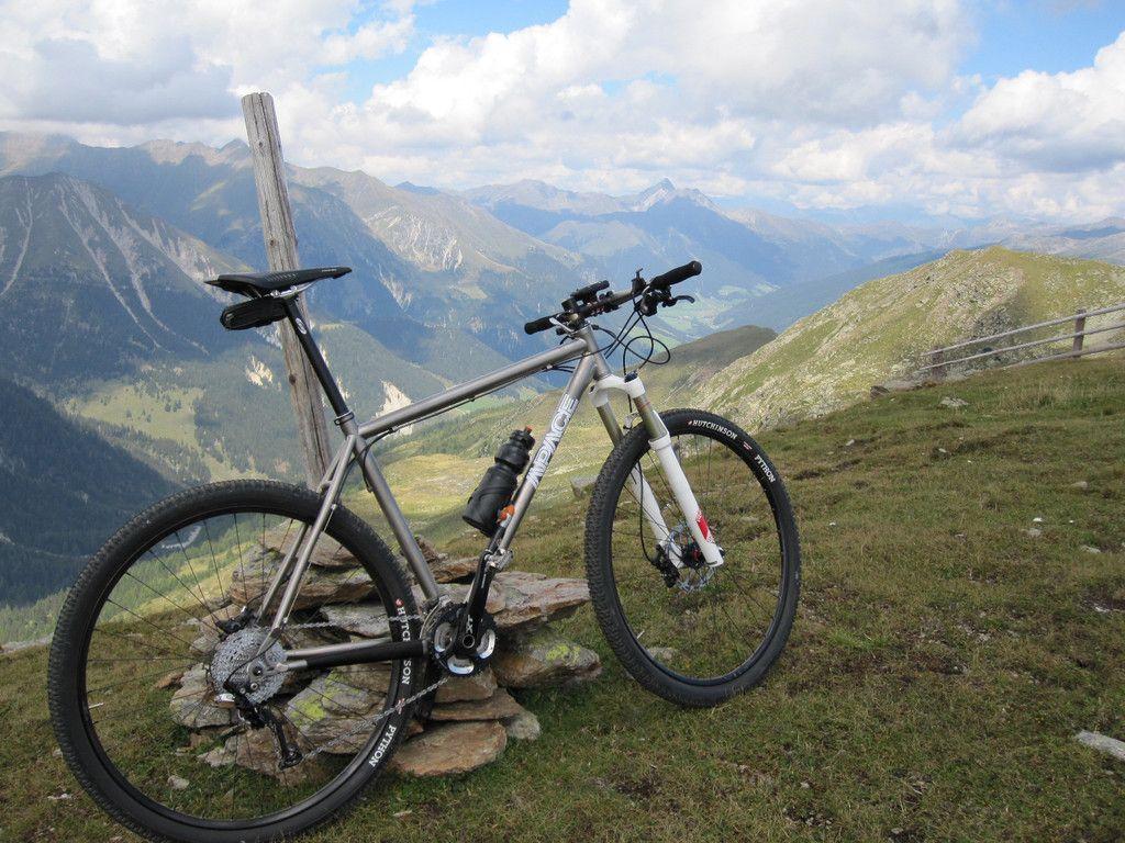 ... , Vorarlberg, Südtirol, Schweiz und Bayern - Mountainbikers Paradise
