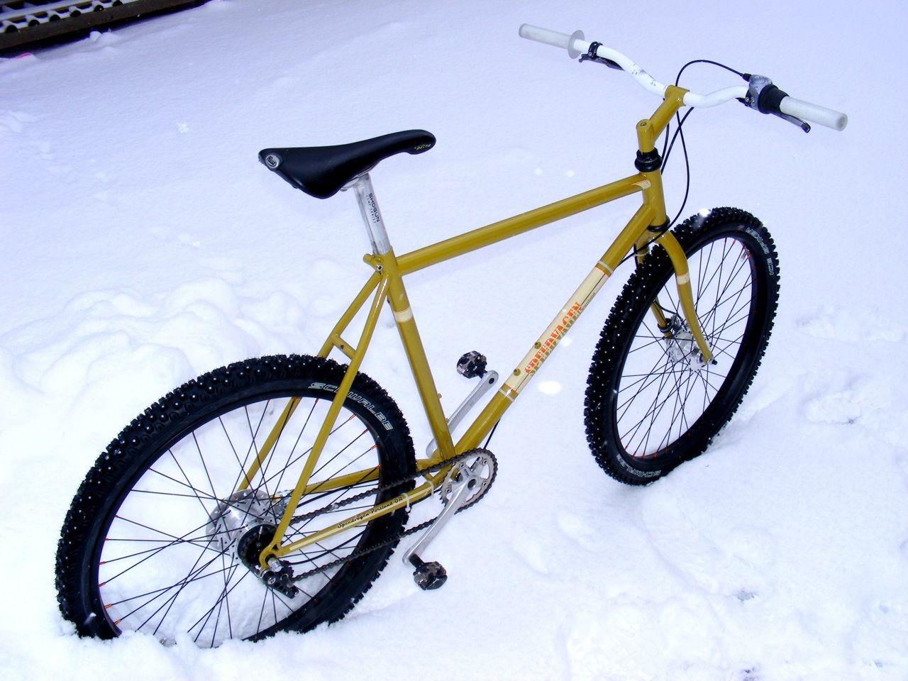 der Winterrad Fredzeigt her Eure Schneekisten [Archiv