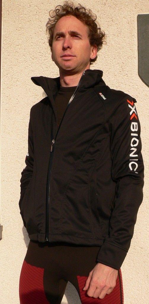 x-bionic Jacke