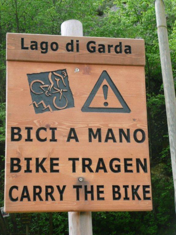 Bike Tragen