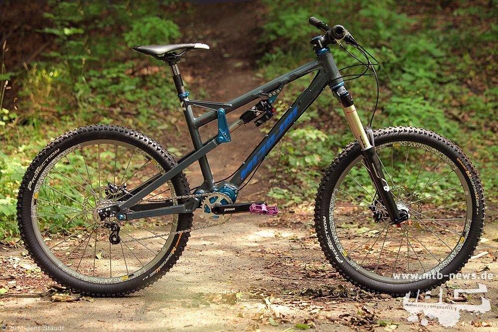 Test Nicolai Helius Am Pinion Das Erste Mountainbike