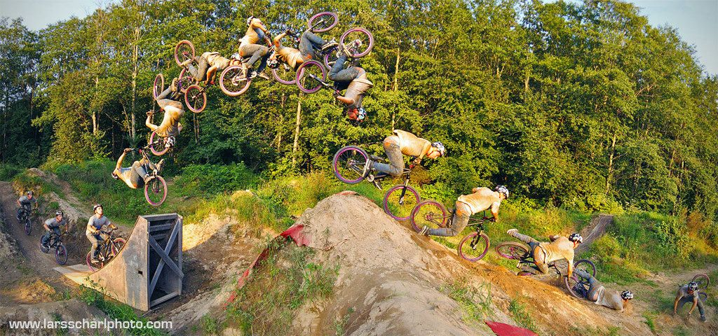 Antti Rissanen - Double Backflip Crash