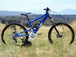 Bilt Bikes Eight Downhill 1