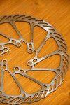 Scheibenbremsen Projektbikes Teil 3 TS 06