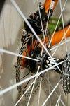 Scheibenbremsen Projektbikes Teil 3 TS 07
