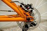 Scheibenbremsen Projektbikes Teil 3 TS 08