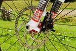 Scheibenbremsen Projektbikes Teil 3 TS 10