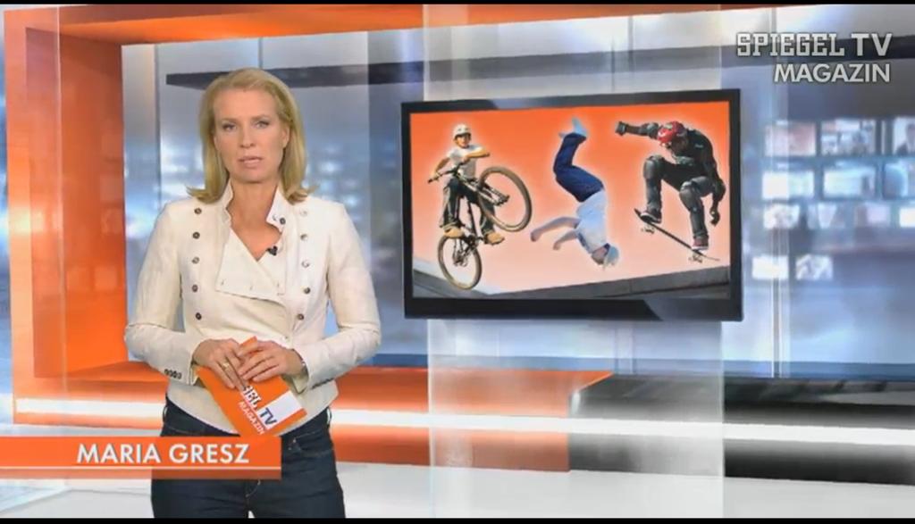 Spiegel Tv Moderatorin