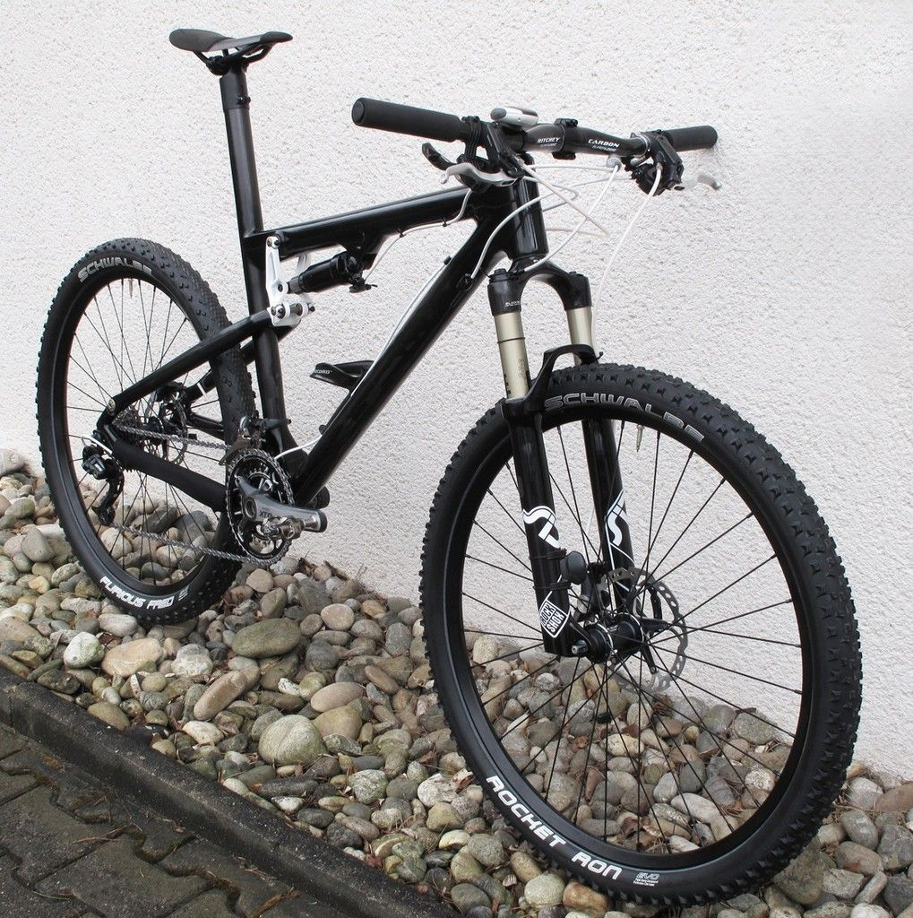 20290dbd694 crazyeddie's Scott Spark RC without any colour - 9055,4g - Weight ...