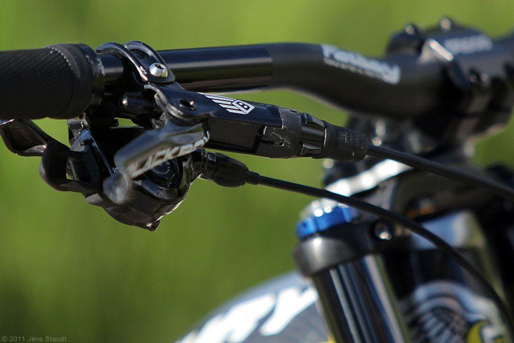 bikecheck marc beaumont gt fury carbon mtb. Black Bedroom Furniture Sets. Home Design Ideas