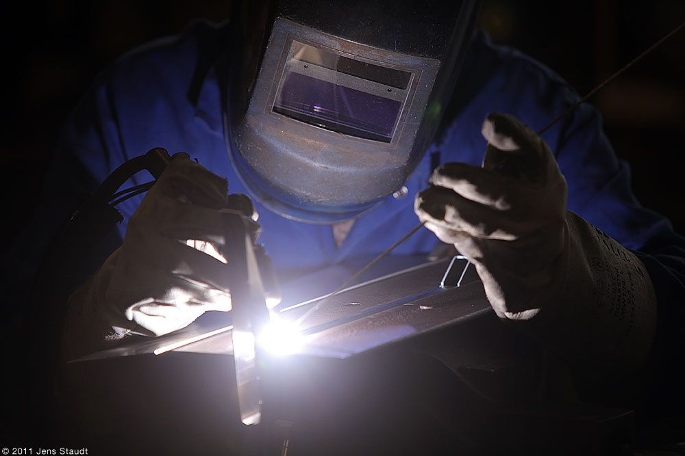 Orange Mountain Bikes welding UK MTB-news.de