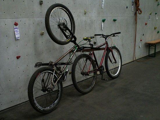 fahrrad mit fahrrad transportieren mtb. Black Bedroom Furniture Sets. Home Design Ideas