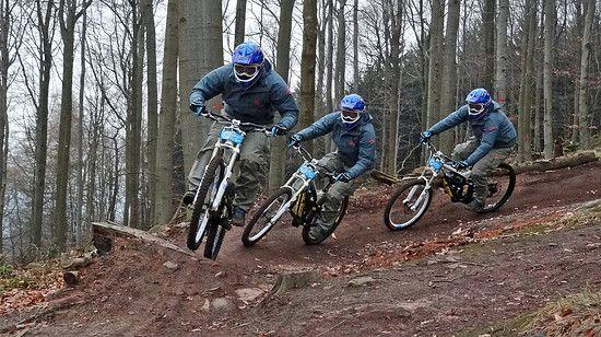 unknown rider