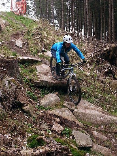"""Bikepark Braunlage """"Racetrack"""""""